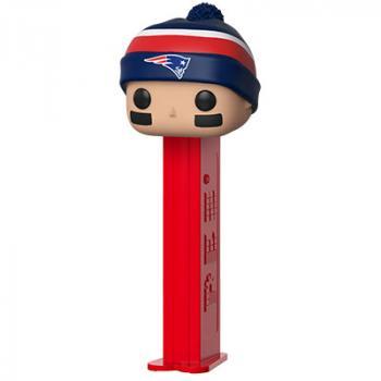 NFL Stars POP! Pez - Patriots Beanie