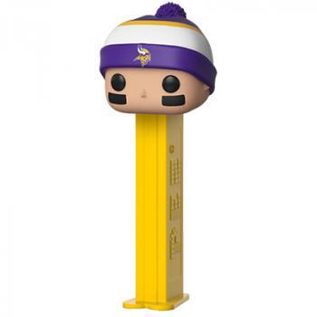 NFL Stars POP! Pez - Vikings Beanie