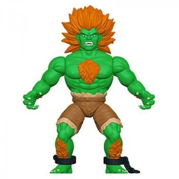 Street Fighter Savage World Action Figure - Blanka