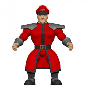 Street Fighter Savage World Action Figure - M. Bison