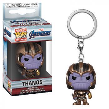 Avengers Endgame POP! Key Chain - Thanos
