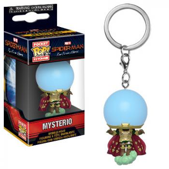Spiderman Far From Home POP! Key Chain - Mysterio Pocket Pop Vinyl