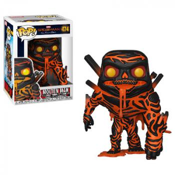 Spiderman Far From Home POP! Vinyl Figure - Molten Man