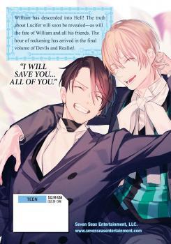 Devils and Realist Manga Vol. 14