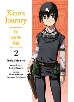 Kino's Journey Manga Vol. 2 - Beautiful World