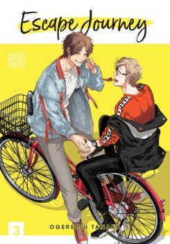 Escape Journey Manga Vol. 3