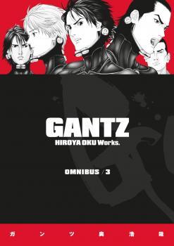 Gantz Omnibus Manga Vol. 3
