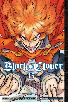 Black Clover Manga Vol. 15