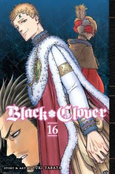 Black Clover Manga Vol. 16