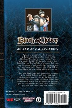 Black Clover Manga Vol. 16