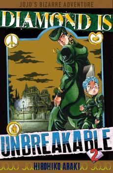 JoJo's Bizarre Adventure Part 4 Diamond Is Unbreakable Manga Vol. 2