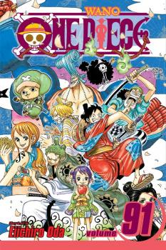 One Piece Manga Vol. 91