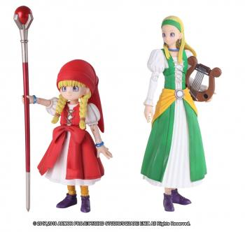 Dragon Quest XI Bring Arts Action Figure - Veronica & Serena (Echoes of an Elusive Age)