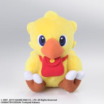 Final Fantasy Plush - Chocobo Freelancer (Chocobo's Mystery Dungeon Every Buddy)