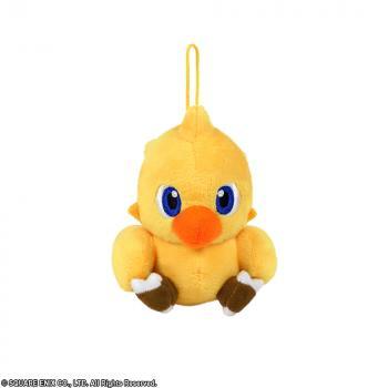 Final Fantasy Mini Plush - Chocobo Mascot