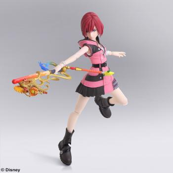 Kingdom Hearts 3 Bring Arts Action Figure - Kairi
