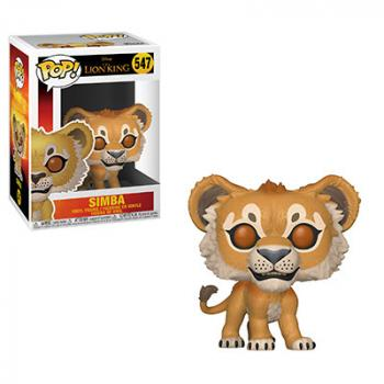 Lion King Live Action POP! Vinyl Figure - Simba (Disney)