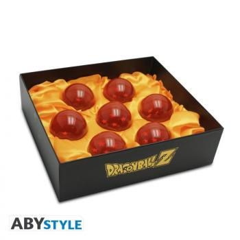 Dragon Ball Z - Dragon Balls 7 Piece Set Collector's Box