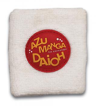 Azumanga Daioh Sweatband - Logo