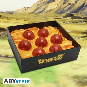 Dragon Ball Z - Dragon Balls 7 Piece Set Collector's Box