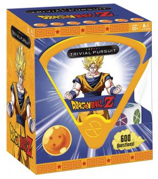 Dragon Ball Z Board Games - Trivial Pursuit Collector's Edition