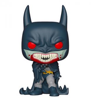 Batman: 80th Anniversary POP! Vinyl Figure - Red Rain Batman