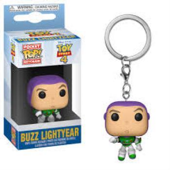 Toy Story 4 Pocket POP! Key Chain - Buzz Lightyear (Disney)