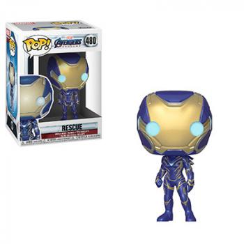 Avengers Endgame POP! Vinyl Figure - Rescue (Pepper Potts)