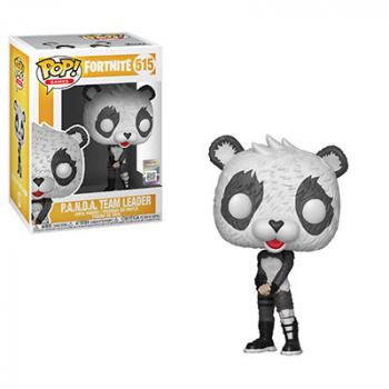 Fortnite POP! Vinyl Figure - P.A.N.D.A. Team Leader