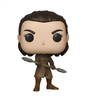 Game of Thrones POP! Vinyl Figure - Arya w/ Two Headed Spear [STANDARD]