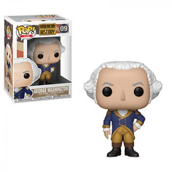 History Icons POP! Vinyl Figure - George Washington