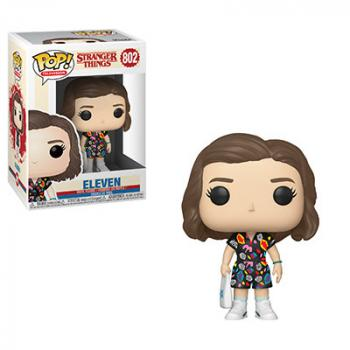 Stranger Things POP! Vinyl Figure - Eleven in Mall Outfit