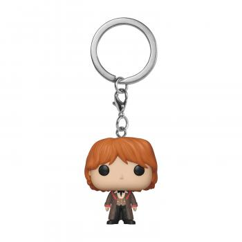 Harry Potter Pocket POP! Key Chain - Ron (Yule)