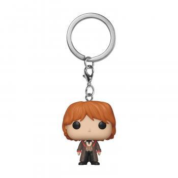 Harry Potter Pocket POP! Key Chain - Ron (Yule)
