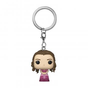 Harry Potter Pocket POP! Key Chain - Hermione (Yule)