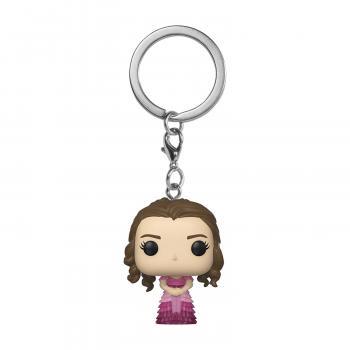Harry Potter Pocket POP! Key Chain - Hermione (Yule)