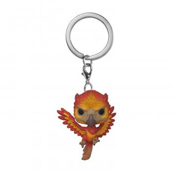 Harry Potter Pocket POP! Key Chain - Fawkes