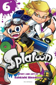 Splatoon Manga Vol. 6