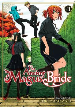 Ancient Magus' Bride Manga Vol. 11