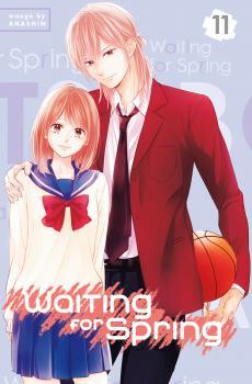 Waiting for Spring Manga Vol. 11