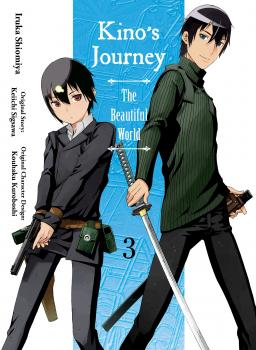 Kino's Journey Manga Vol. 3 - Beautiful World