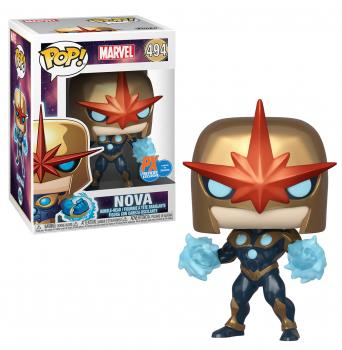 Nova POP! Vinyl Figure - Nova (PX Exclusive) (Marvel)