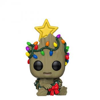 Guardians of the Galaxy POP! Vinyl Figure - Baby Groot w/ Decorations (Marvel)