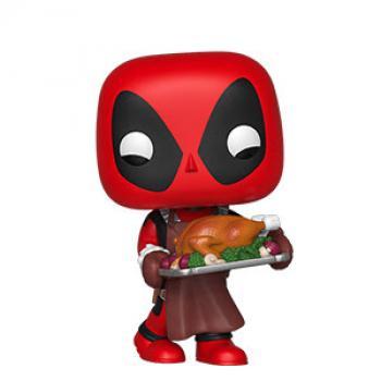Deadpool POP! Vinyl Figure - Deadpool w/ Turkey (Marvel)