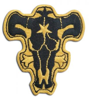 Black Clover Patch - Black Bull Emblem