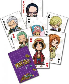 One Piece Playing Cards - SD Group