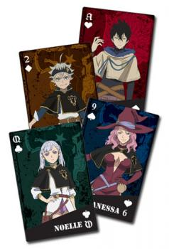 Playing Cards: Black Clover
