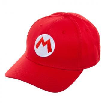 Nintendo Cap - Mario