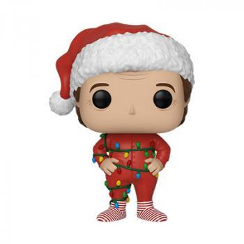Santa Clause POP! Vinyl Figure - Scott Calvin (Santa) w/ Lights