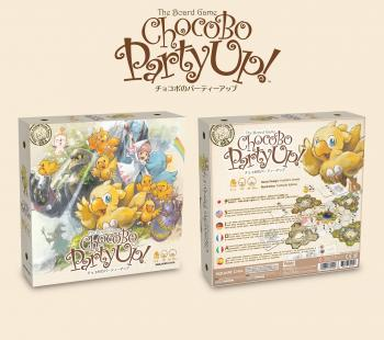 Final Fantasy Board Games - Chocobo Party Up